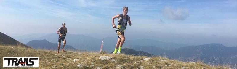 Championnat de France de Trail 2016 - passage à Caire Gros
