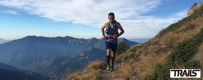 Championnat de France de Trail long 2016 - Nicolas Martin