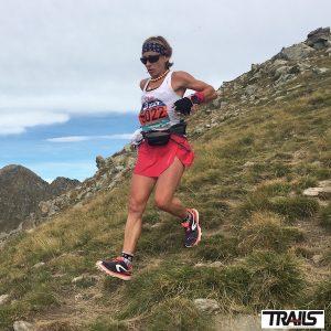 Championnat de France de Trail long 2016 - Sandra Martin