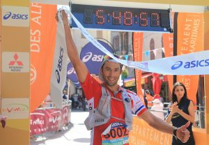 55 KM - Championnats de France de Trail 2016 - St Martin Vésubie -Sylvain Court