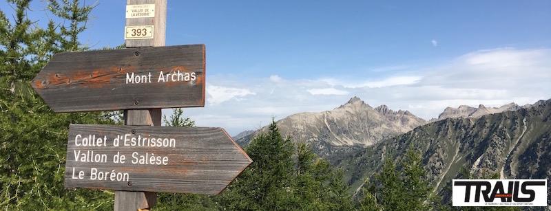 Championnats de France de Trail 2016 - Vers Mont Archas