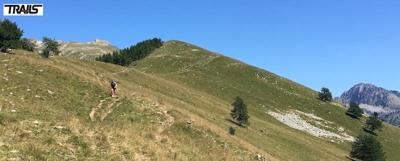 Championnats de Francede Trail 2016 - Col du Pisset