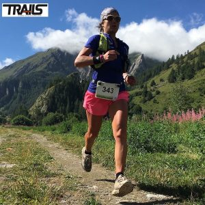 Championnats de France de Trail 2016 - Maud Gobert