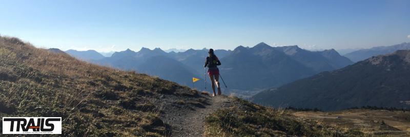 Serre Che Trail Salomon 2016 - Fred Bousseau - vers col du Granon
