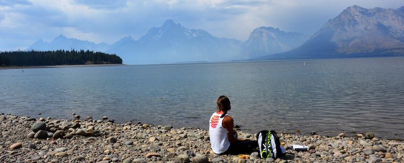 The Rut 2016 - Anne Lise Rousset bord de lac
