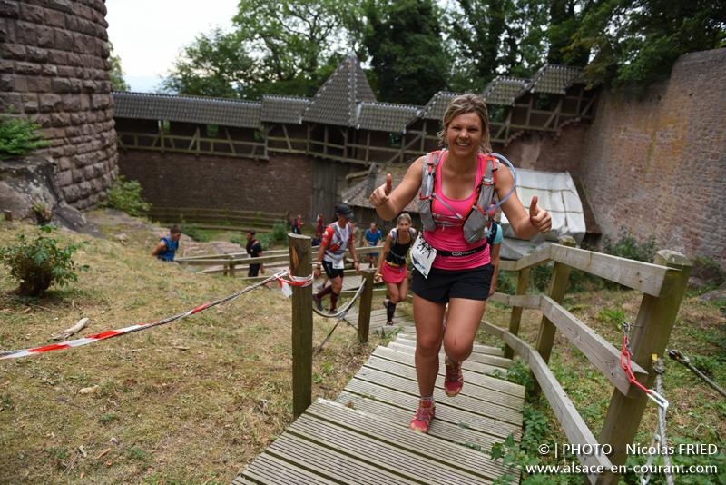 Trail du Haut-Koenigsbourg 2016