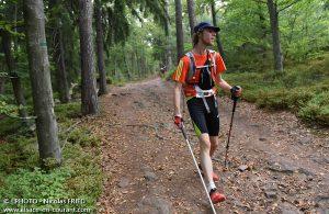 Trail du Haut-Koenigsbourg, Clément Gass déficient visuel