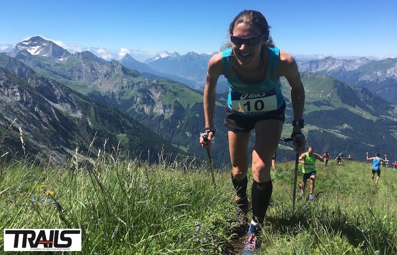 """Christel Dewalle - record du monde du KV en 34'44"""""""