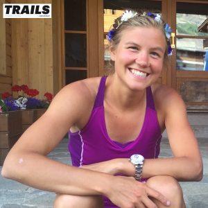 Emelie Forsberg - Trail World Championship 2016