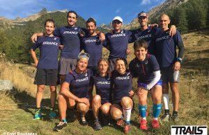 Equipe de France de Trail 2016 - Fred Bousseau