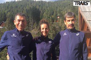 Staff Equipe de France de Trail 2016