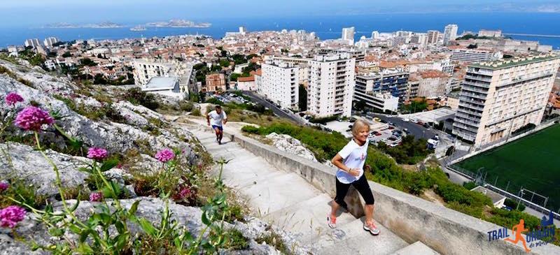 Trail Urbain de Marseille - Trail de la Bonne Mère