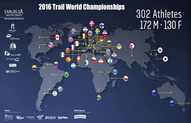 Trail World Championship 2016
