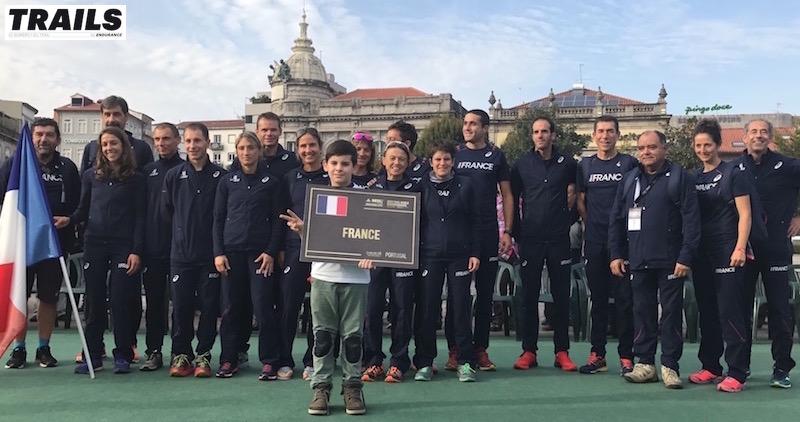 Equipe de France de Trail 2016