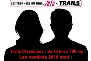Les Trophées du Trail 2016 - Trail classique