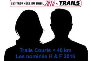 Les Trophées du Trail 2016 - Trail court