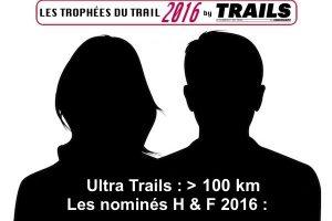Les Trophées du Trail 2016 - Ultra Trails