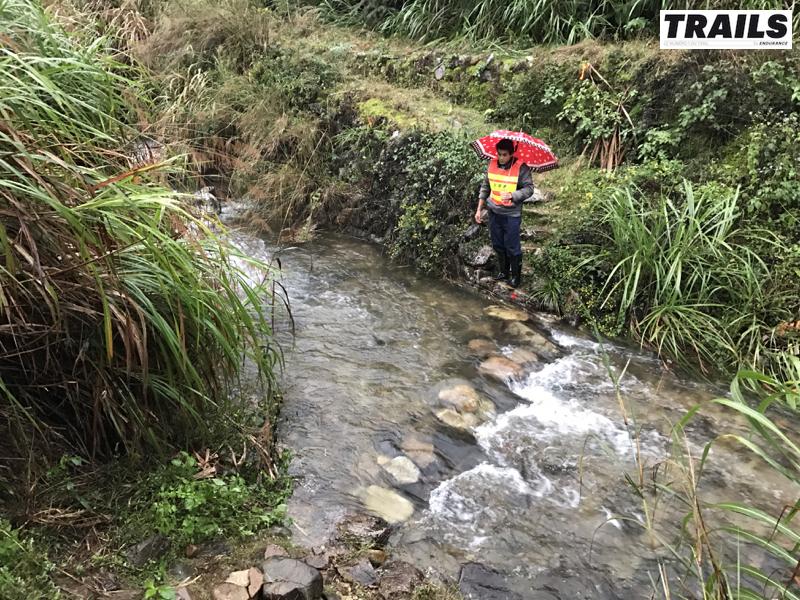 Maxi Race China 2016 - passage de rivière