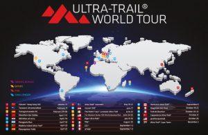 UTWT - Ultra Trail World Tour 2017