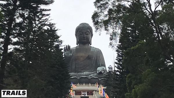 Hong Kong Lantau 50K - Big Budha