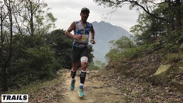 Hong Kong Lantau 50K - Julien Chorier