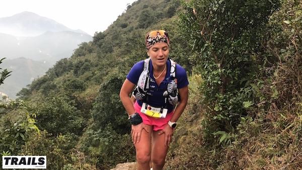Hong Kong Lantau 50K - Maud Gobert