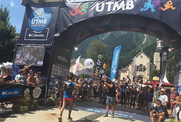 UTMB 2017 - ULTRA TRAIL DU MONT BLANC
