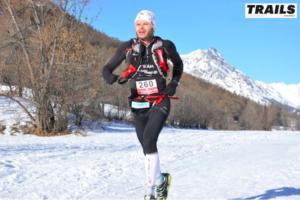 Ludo Pommeret - Trail Blanc de la Claree 2017