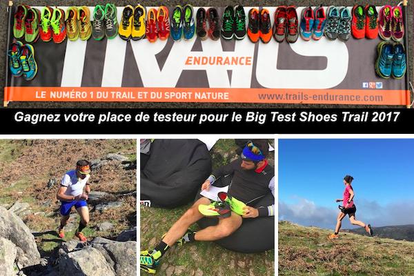 Big Test Shoes Trail 2017