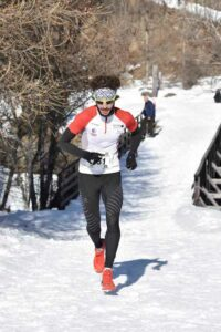 Thibaut Baronian - snow trail ubaye salomon 2017