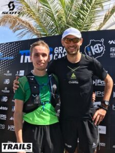 Transgrancanaria 2017 - Anthony Gay et Benoit Girondel