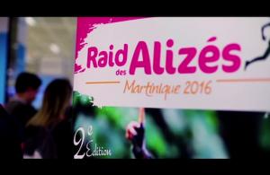 Vidéo RAID DES ALIZÉS 2016