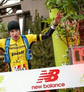 Nicolas Duhail - vainqueur Ecotrail de PAris 2016