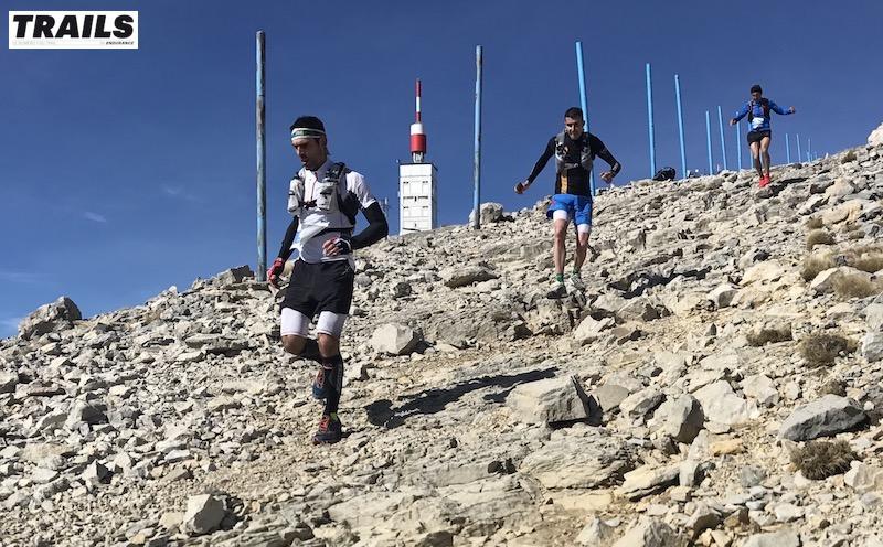 Photos Trail du Ventoux 2017- Fred Bousseau - sommet du Ventoux