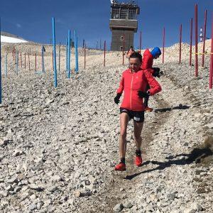 Trail du Ventoux 2017 - Adeline Roche