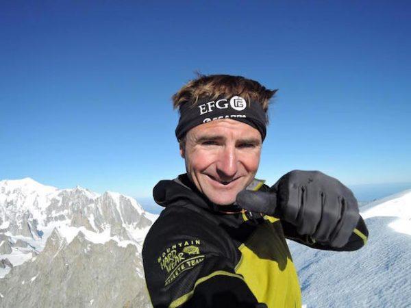 Ueli Steck décède dans l'Himalaya