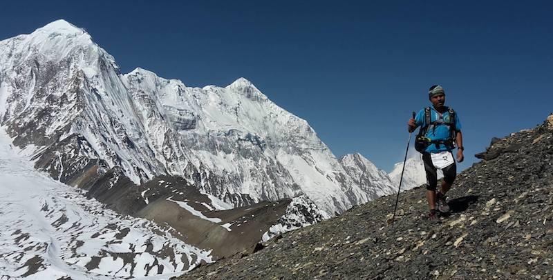 Great Himal Race 2017 - coureur