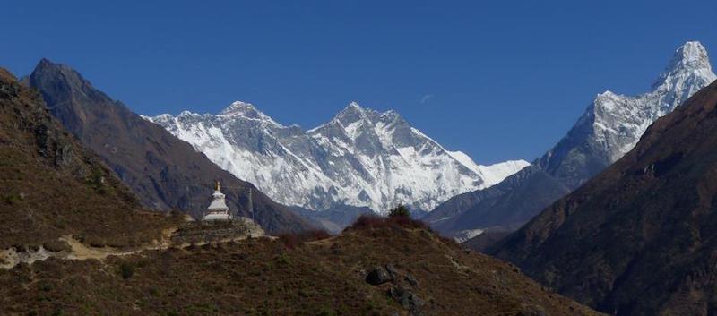 Great Himal Race 2017 - paysage