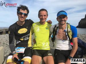 MIUT 2017 - Fred Bousseau- podium du 85 km