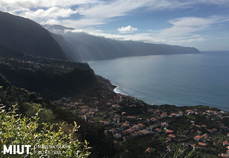 MIUT 2017 - Madeira Island Ultra Trail - cote Nord