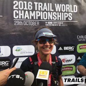 Caroline Chaverot - Championne du Monde 2016