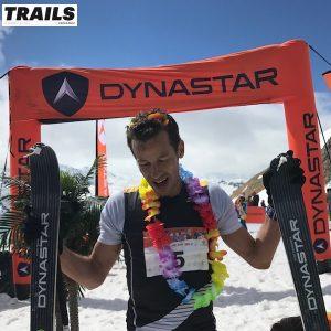 Dynastar X3 Courchevel 2017 - Cédric Fleureton
