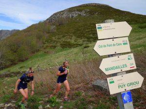 Equipe de France de Trail 2017 - sortie Trail