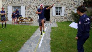 Equipe de France de Trail 2017 - tests physiques
