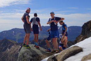 Equipe de France de Trail 2017 - trail en montagne au coeur du cantal