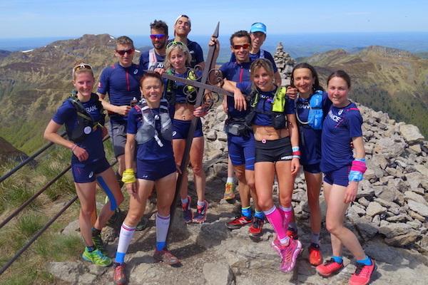 Equipe de France de Trail 2017