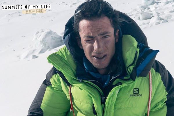 Kilian Jornet - 2 fois le sommet de l'everest en 8 jours