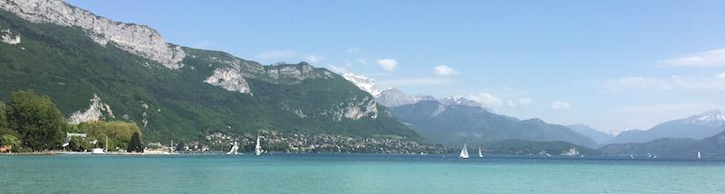 Maxi Race du Lac d'Annecy Fred Bousseau