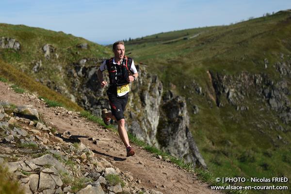 Trail des Marcaires 2017 - Nicolas Fried