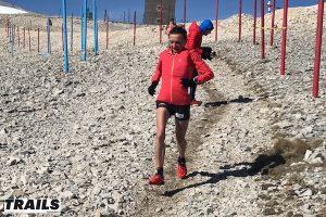 Adeline Roche - Trail du Ventoux 2017